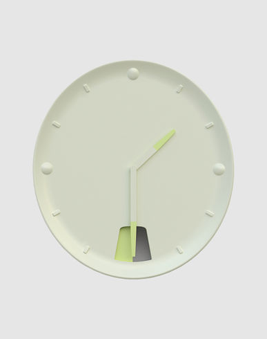 MOUSTACHE - Wall clock