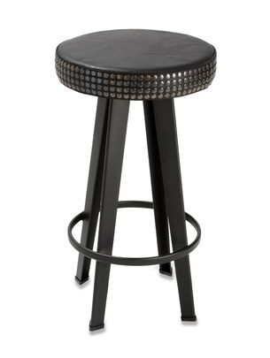 Meubles      LIFESTYLE: BAR STUD LOW STOOL