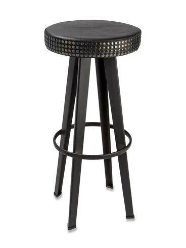 LIFESTYLE - Stühle - BAR STUD HIGH STOOL