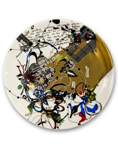 TATE Yinka Shonibare Plate Vaisselle mixte