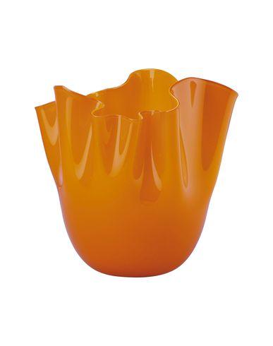 VENINI FAZZOLETTO OPALINO Vase mixte