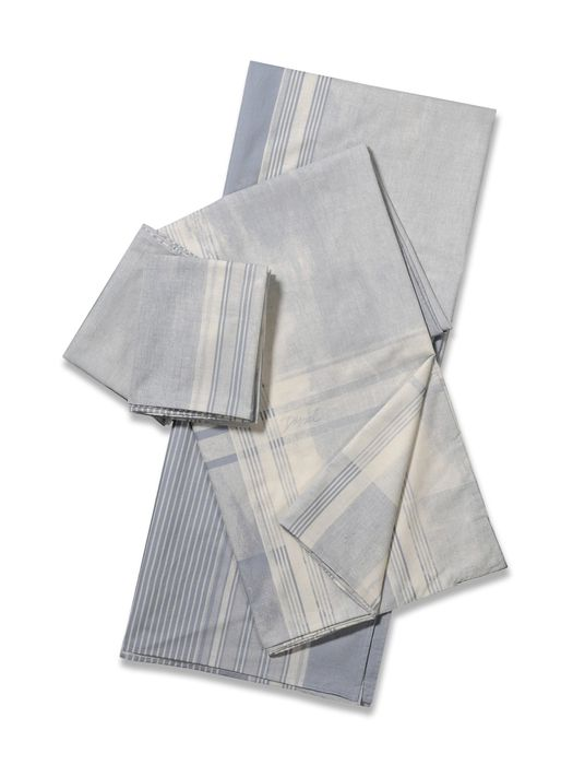 VANISHING CHECK DUVET COVER SET 250X200