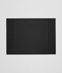 BOTTEGA VENETA - Living, Nero VN Desk Blotter