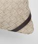 BOTTEGA VENETA PILLOW IN PALLADIO INTRECCIATO LINEN Pillow and blanket E ep