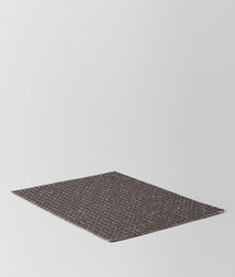 BOTTEGA VENETA - Living, Carbone Intrecciato Linen Placemat