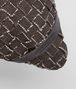 BOTTEGA VENETA PILLOW IN CARBONE INTRECCIATO LINEN Pillow and blanket E ep