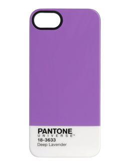 Housses téléphone portable - PANTONE EUR 25.00