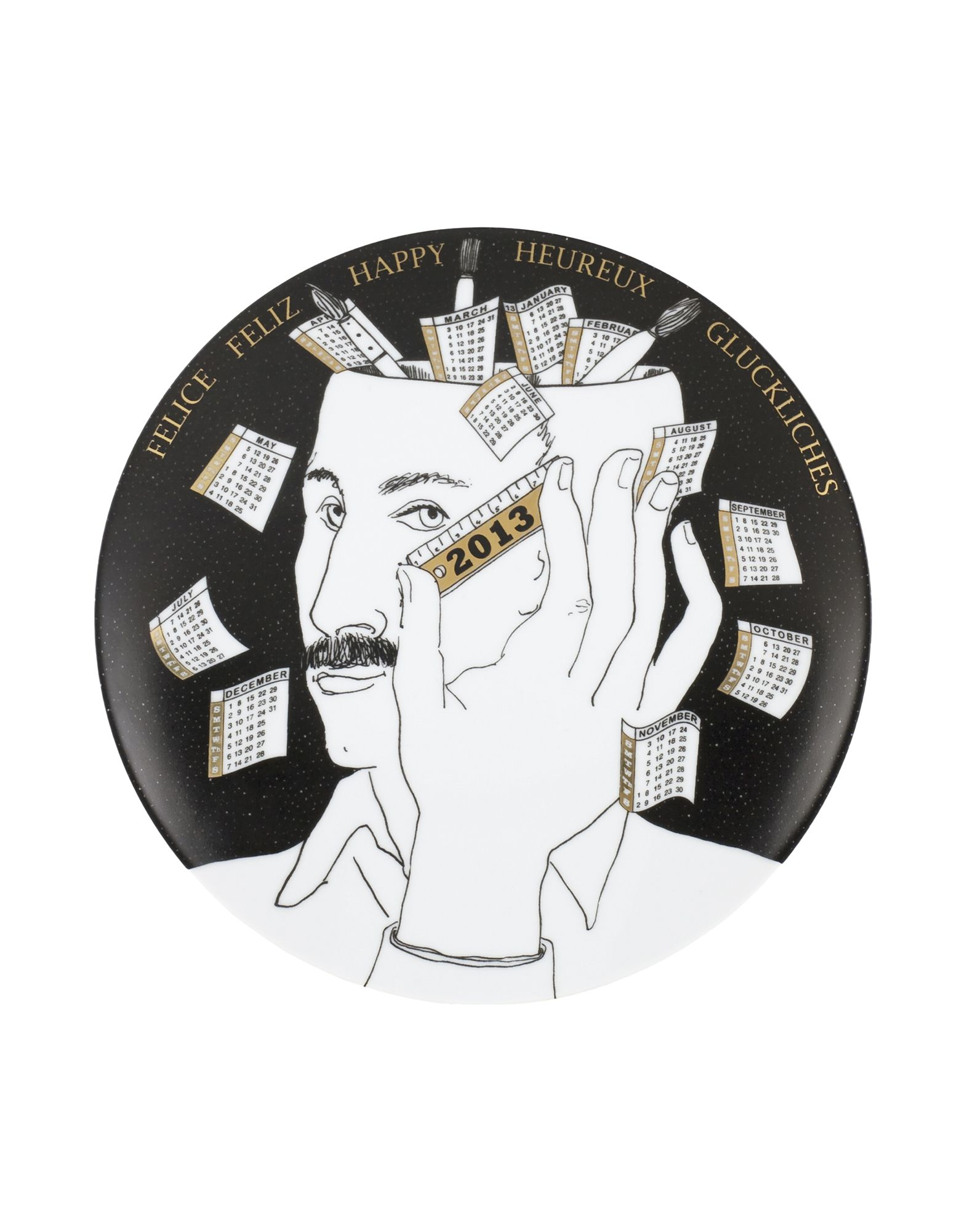 FORNASETTI Small objects  Item 58015023 1