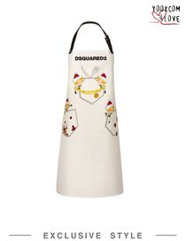DSQUARED2 - Kitchen apron