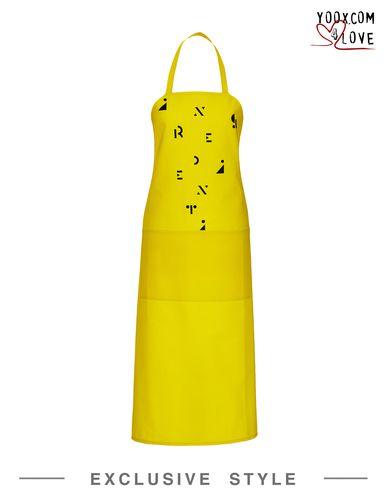 Image of FONDAZIONE ACHILLE CASTIGLIONI TEXTILE Kitchen aprons Unisex on YOOX.COM