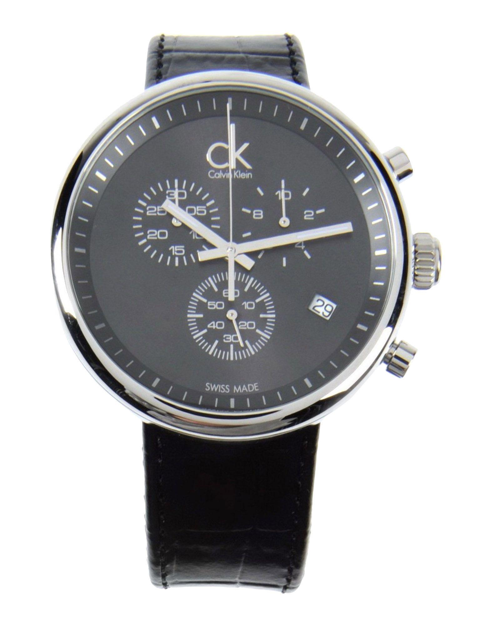 CALVIN KLEIN WATCHES Wrist watches