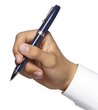 ERMENEGILDO ZEGNA: Rollerball Pen  - 58015848WC