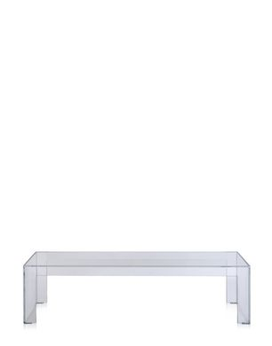 Kartell Invisible Side Table Shop Online At Kartellcom - Kartell invisible coffee table