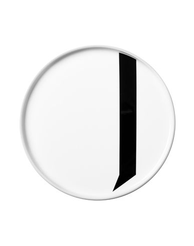 Image of DESIGN LETTERS TABLE & KITCHEN Plates Unisex on YOOX.COM