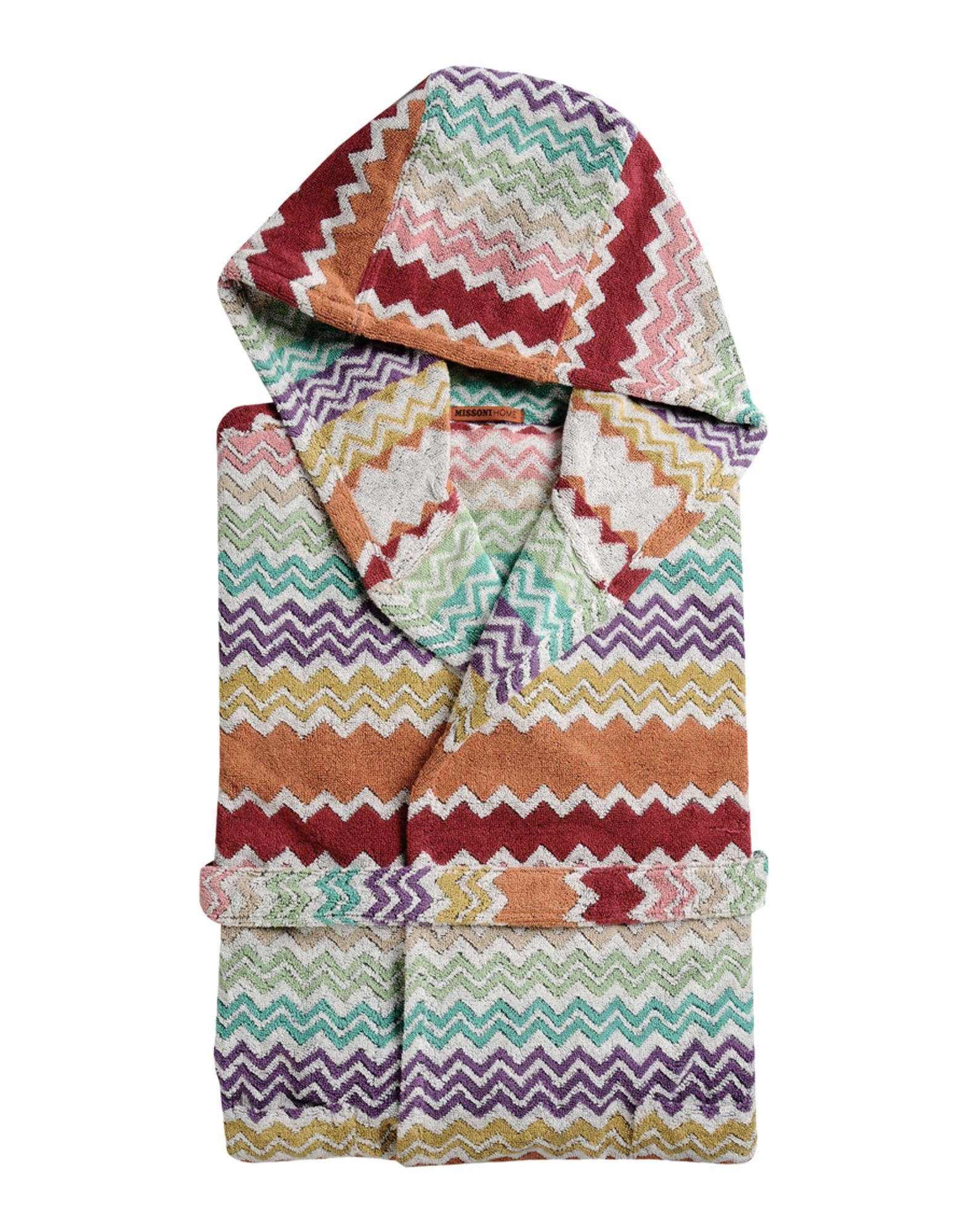 missoni home  towelling robes missoni home on missoni online store - close
