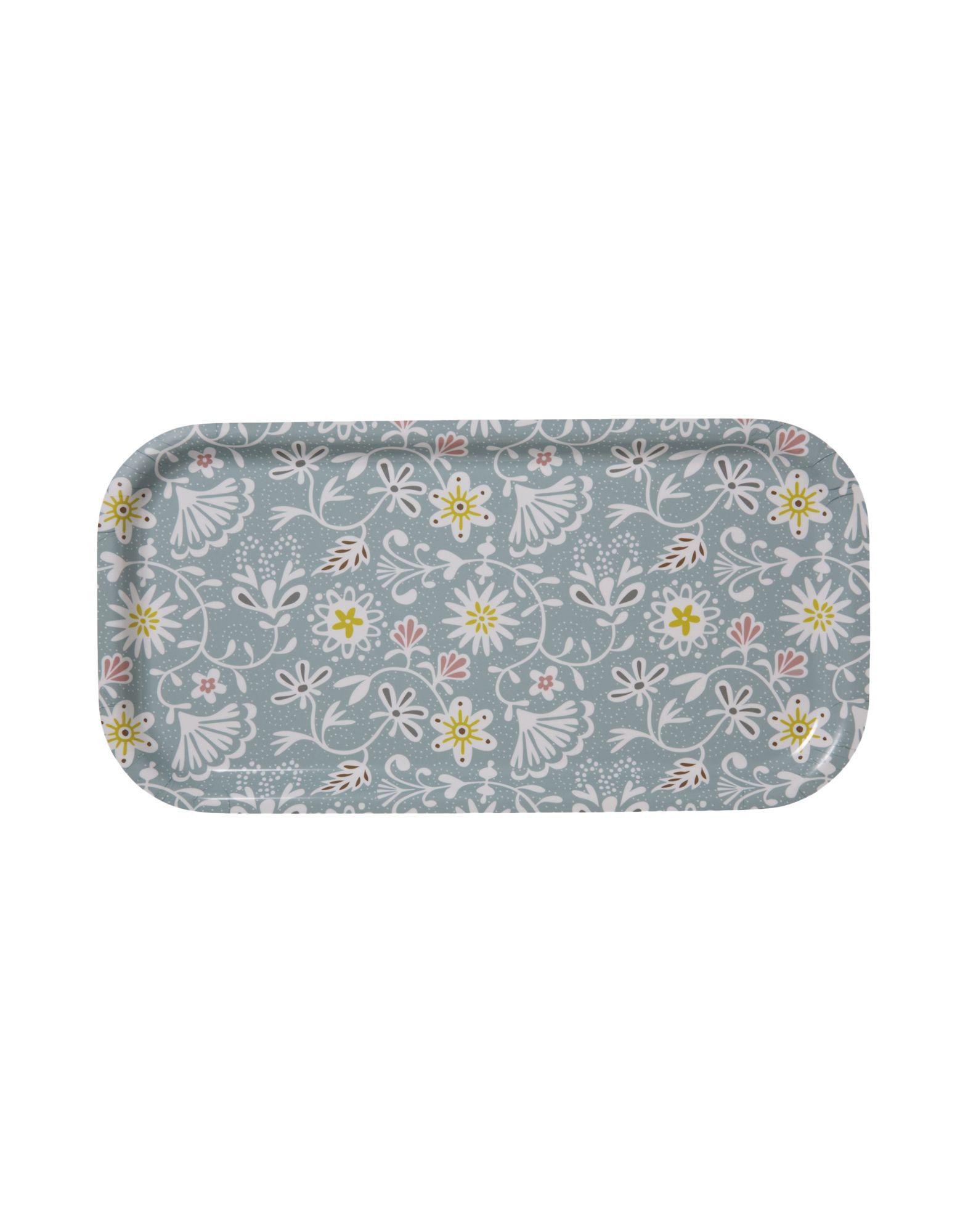KLIPPAN Unisex Tablett Farbe Säuregrün Größe 1