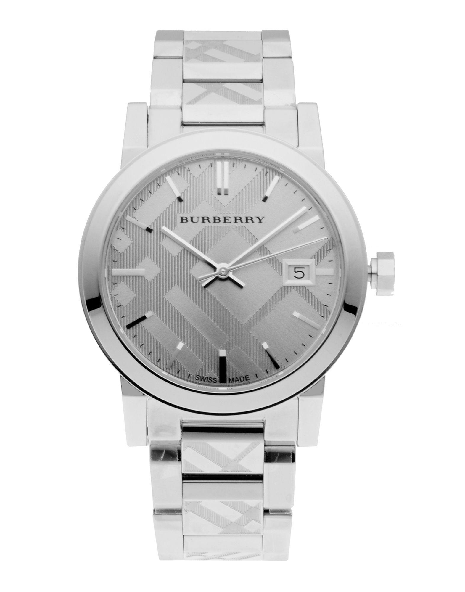 レディース BURBERRY 腕時計 シルバー