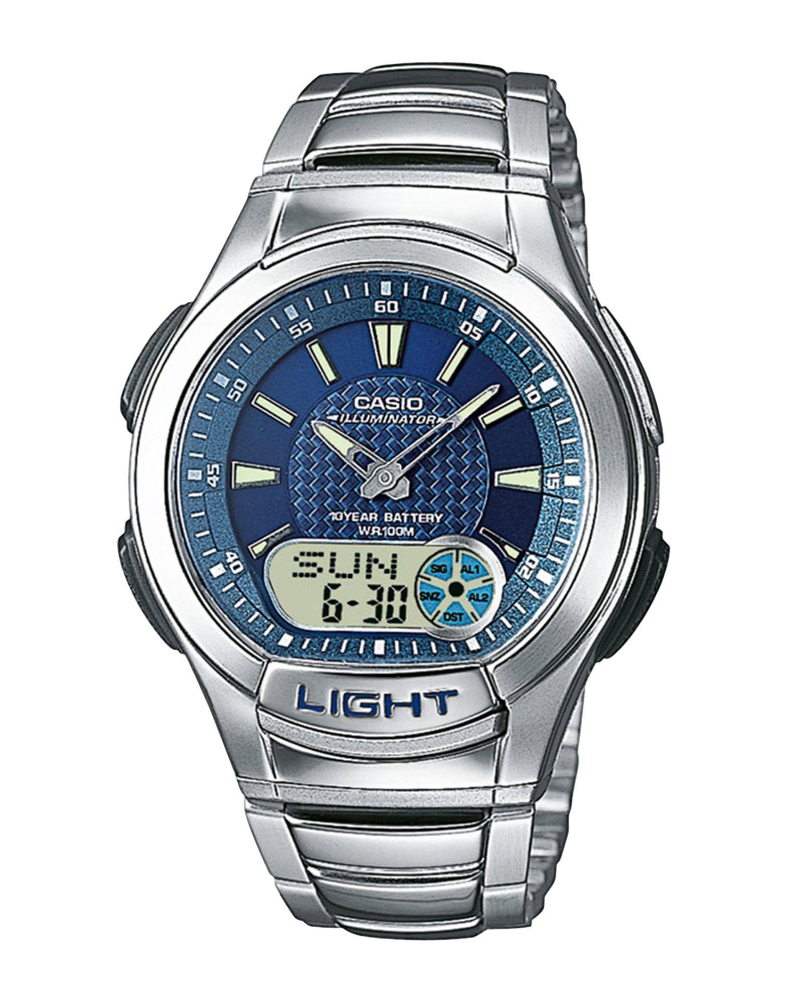 CASIO Wrist watches