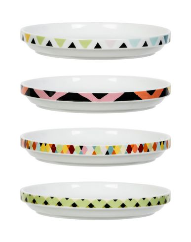 Image of MAGPIE TABLE & KITCHEN Plates Unisex on YOOX.COM