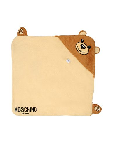 Image of MOSCHINO BABY TEXTILE Blankets Unisex on YOOX.COM
