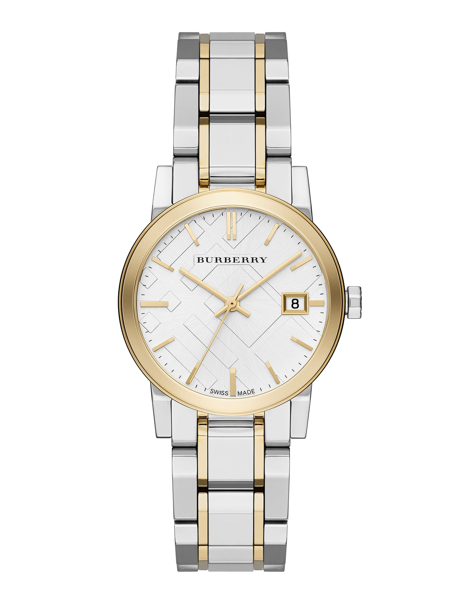 レディース BURBERRY 腕時計 カッパー