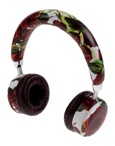 Image of DOLCE & GABBANA HI-TECH Headphones Women on YOOX.COM