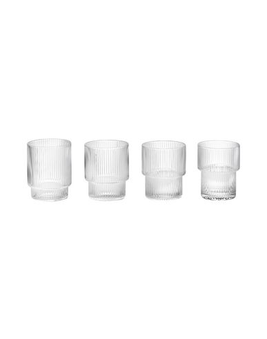 Image of FERM LIVING TABLE & KITCHEN Glasses Unisex on YOOX.COM
