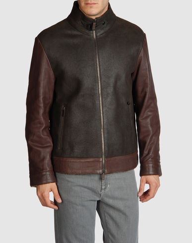 JOFRÉ Leather outerwear