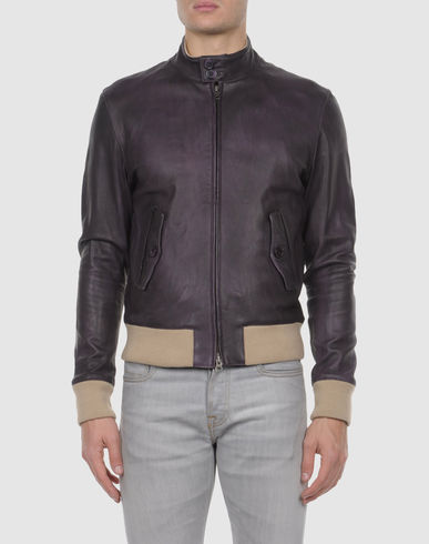 SOHO - Leather outerwear