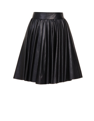 Leather skirt Women's - CUSHNIE ET OCHS