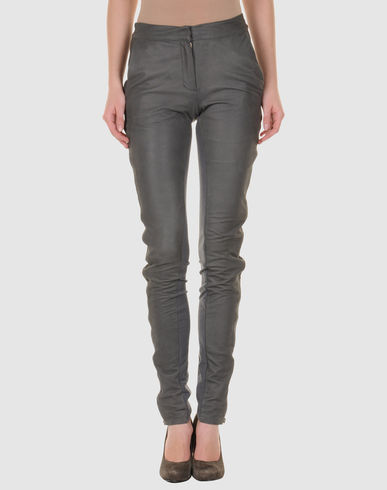 GARETH PUGH - Leather pants