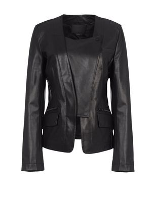 Leather outerwear Women's - ALEXANDER WANG