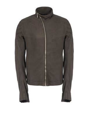 Lederjacke/Mantel fr Ihn - RICK OWENS