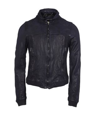 Leather outerwear Men's - DOLCE & GABBANA