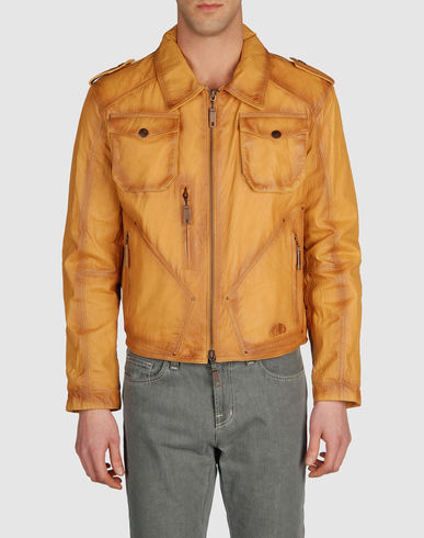 AMERICANINO - Leather outerwear