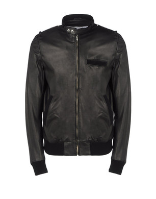 Leather outerwear Men's - BAND OF OUTSIDERS