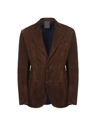 Leather outerwear Men's - TRUSSARDI