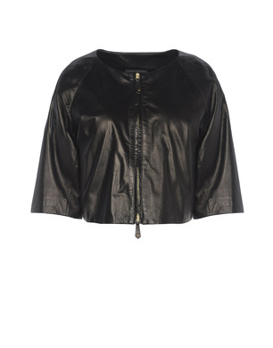 Leather outerwear Women's - TRUSSARDI