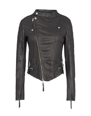 Leather outerwear Women's - HIGH