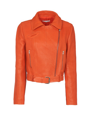 Leather outerwear Women's - CARVEN
