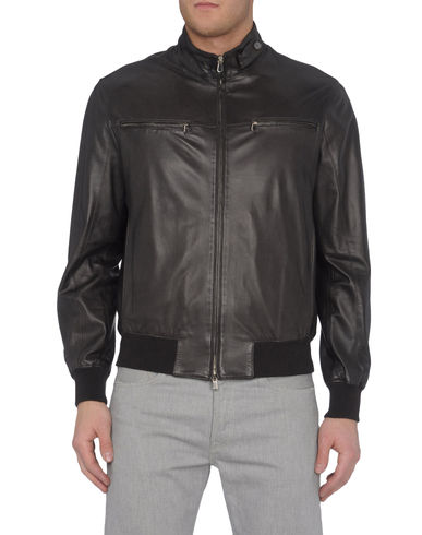 FRANCESCO CAPUTO Napoli - Leather outerwear
