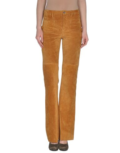 COUTURE DU CUIR - Casual pants