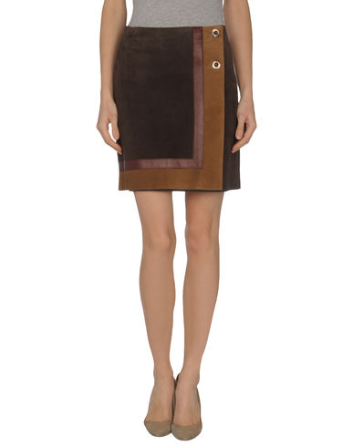 MSP - Leather skirt