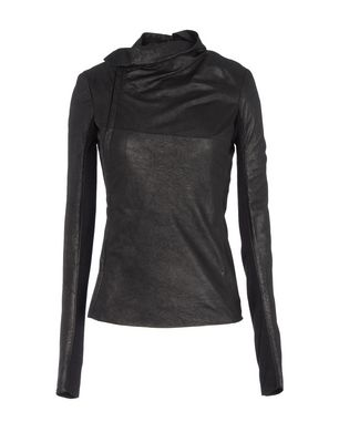 Manteau en cuir Femme - RICK OWENS