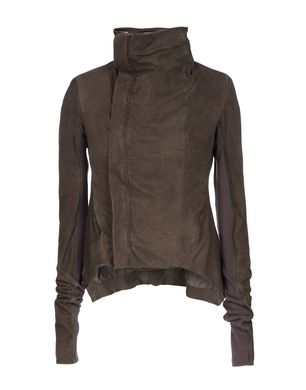 Capospalla pelle Donna - RICK OWENS