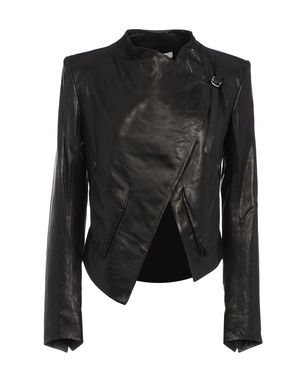 Leather outerwear Women's - HELMUT LANG