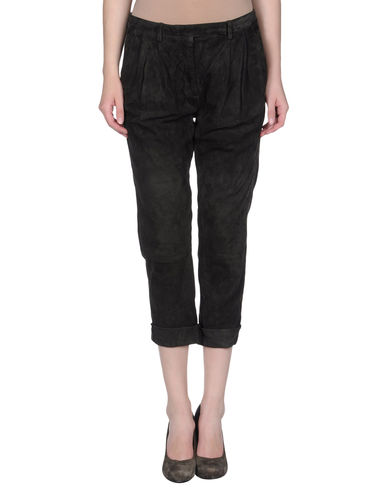 TRUE ROYAL - 3/4-length trousers