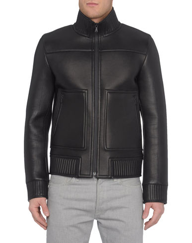 NEIL BARRETT - Leather outerwear