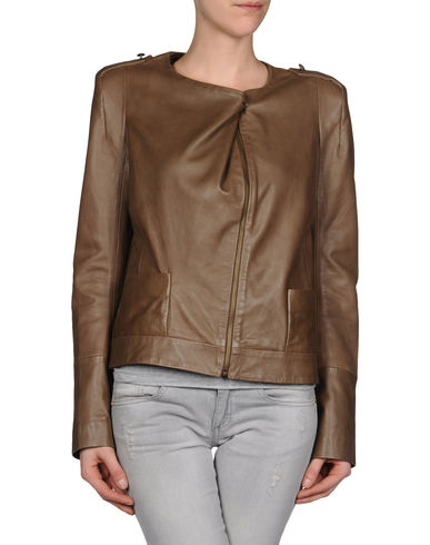 VANESSA BRUNO - Leather outerwear