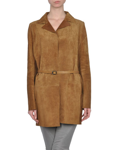 COUTURE DU CUIR - Mid-length jacket